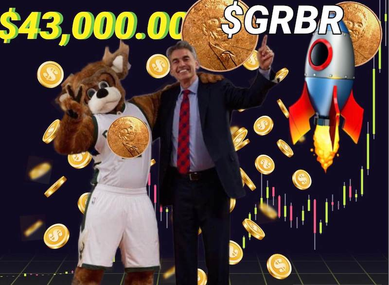 GruberCoin Hits all time high